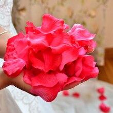 Umělá kvítka dekorační – na svatby, oslavy 1000 ks