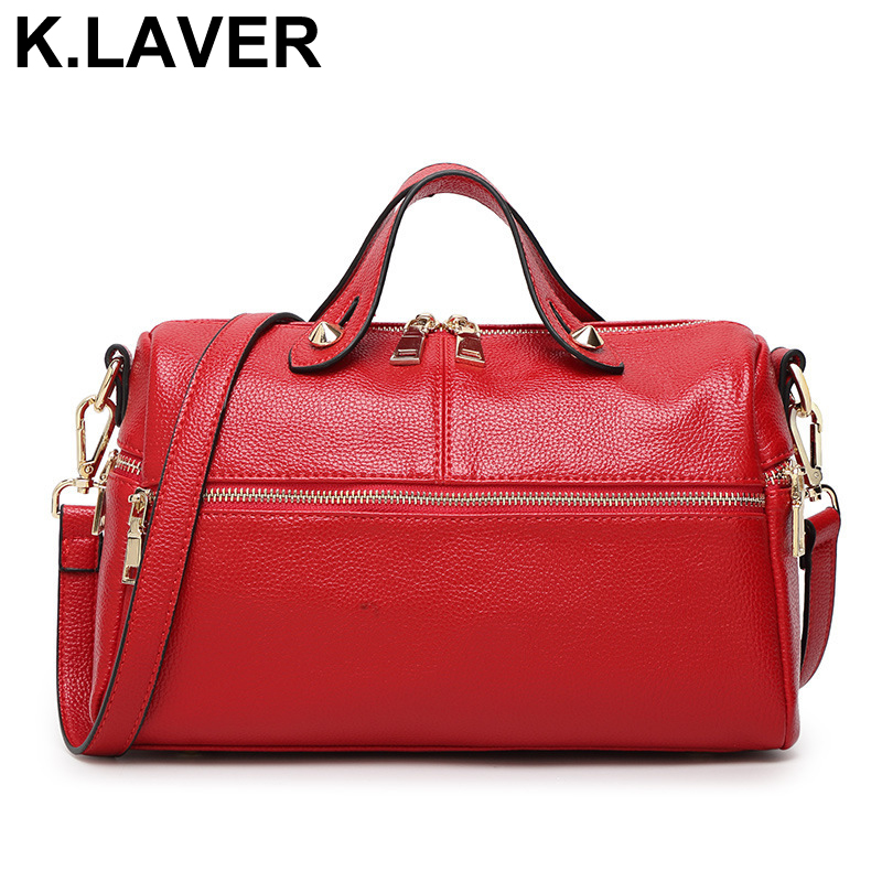 Women leather boston bag fashion travel bags handbags pillow tote bag women's crossbody sac a main Purse messenger shoulder bags women pu leather shoulder bag fashion lady sac a main fashion handbags shell tote crossbody with small bear woman messenger bags