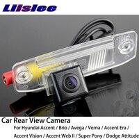 LiisLee 車リアビューバックアップリバースパーキングカム era 現代アクセント era ビジョン Web ブリオ Avega ヴァーナスーパーポニーダッジの姿勢