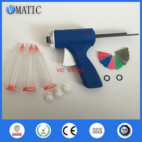 10CC 10ML Single Liquid Manual Red Glue Gun Combination