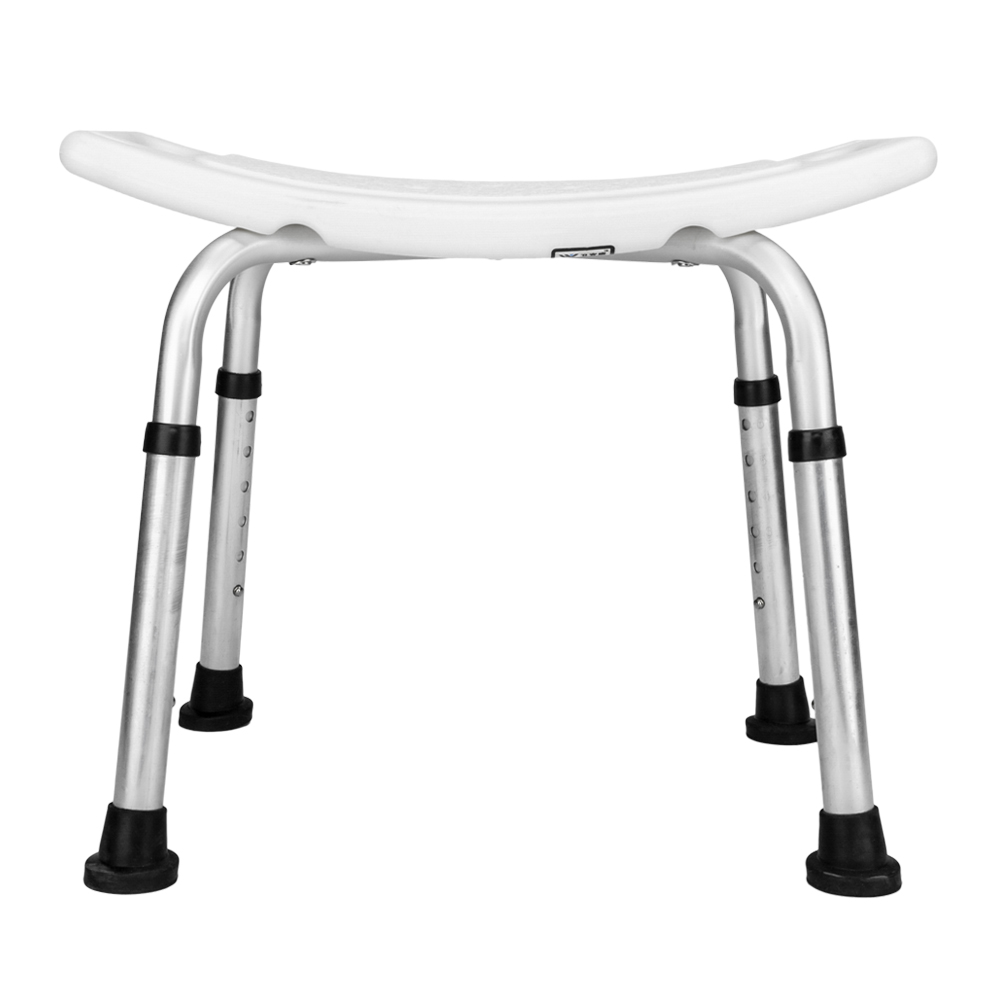 Aluminum Alloy Adjustable Height Medical Transfer Bench Bathtub Chair Shower Seat 797