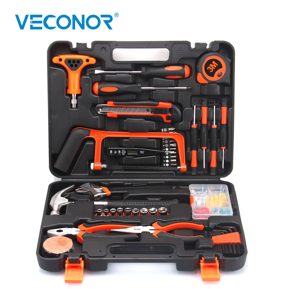 Combination Hand Tools Set Multifunctional Household Repair Tool Kit Professtional Disassembly Installation Tool