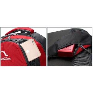 Image 4 - 75l à prova dunisex água unissex men mochila de viagem pacote saco de esportes ao ar livre montanhismo caminhadas escalada acampamento mochila para o sexo masculino