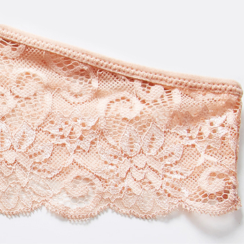 Sexy Lace Panties For Women Seamless Thong Transparent Briefs Set Lingerie Low Waist Underpants Female G string Underwear #F 4