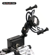 Camera VCR Phone Holder For SUZUKI AN 650 Burgman AN650 2004-2017 Motorcycle Accessories GPS Navigation Bracket USB Charger camera vcr phone holder for honda cb500x cb500f cb300f cb190r cb190x cbf190 cbf150 motorcycle usb charger gps navigation bracket