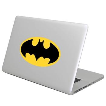 Batman Big Logo Laptop Sticker for Apple Macbook Pro Air Retina 11 12 13 15 17 inch Mac Mi Surface Book Notebook Decal Skin