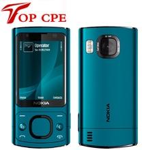 """6700S отремонтированный Nokia 6700 слайд разблокированный мобильный телефон 6700S 3G смартфон 5MP камера JAVE 2,"""" четырехдиапазонный"""