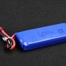 7,4 V 2200 mAh аккумулятор для WLtoys K949/10428 RC альпинистские короткие Запчасти для автомобиля