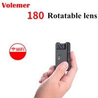 Volemer MD90 wifi mini camera mini P2P cam IP camcorder Infrared Night Vision Motion Detection wide angle DV Mini 4K HD Kamera