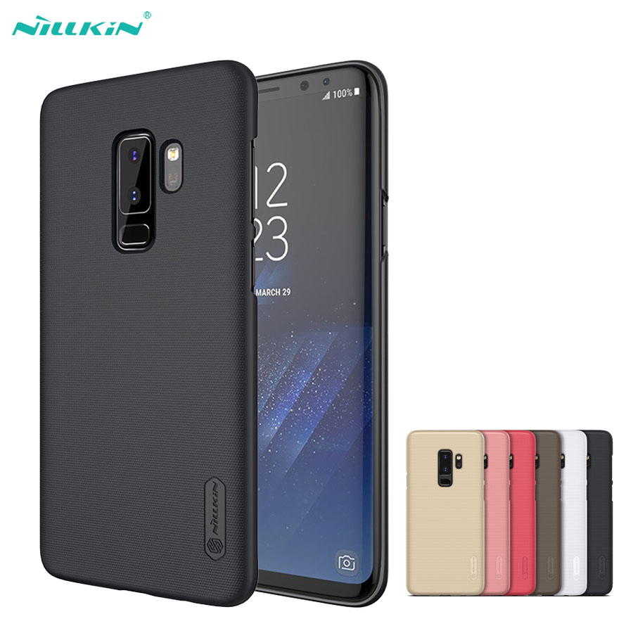 Nillkin Case Samsung S9 Plus Back-Cover For Galaxy S8 Super Frosted-Shield Hard Hard