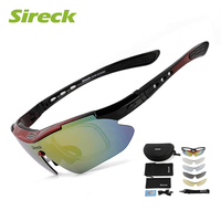 Sireck Men Polarized Finshing Sunglasses Sun UV Protection Sports Hiking Driving Cycling Glasses Oculos De Sol