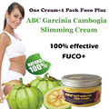 ABC burn fat cream garcinia cambogia extracts slimming creams weight loss diet pills 85% HCA