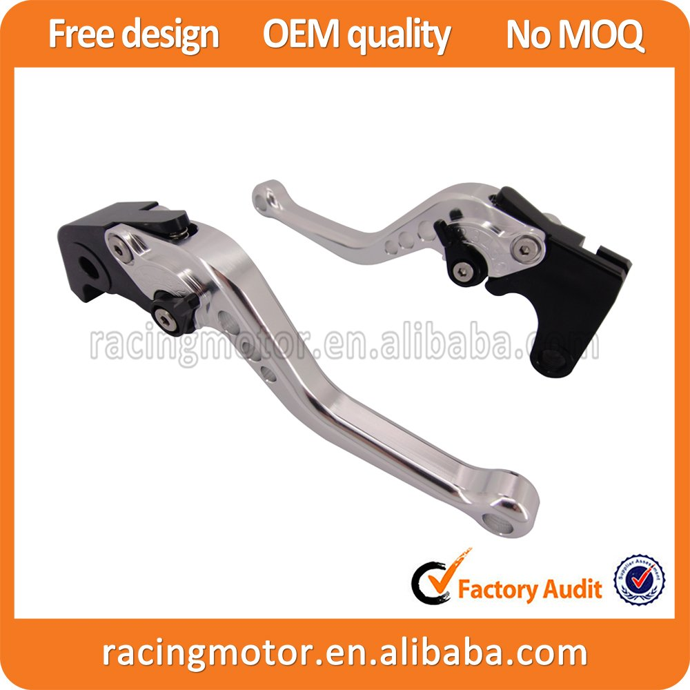 CNC Short Adjustable Brake Clutch Levers For Ducati 996/998/B/S/R 1999-2003
