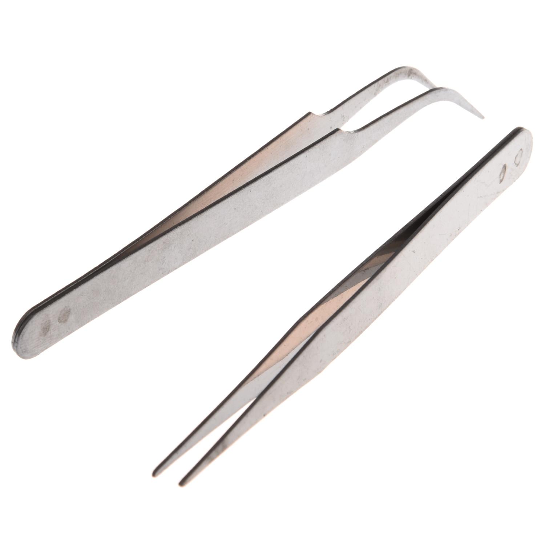 DSHA New Hot Darmowa wysyłka 2 X Gems do rzęs ze stali nierdzewnej - Narzędzia ręczne - Zdjęcie 1