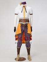 Puella волхвов Мадока Magica Томоэ Мами Косплэй костюм мужской вариант mp002399