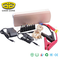 GeekGene High capacity High Quality Power Bank Charger Support 12 V Starter with Kit  Powerbank For Petrol & Diesel Car