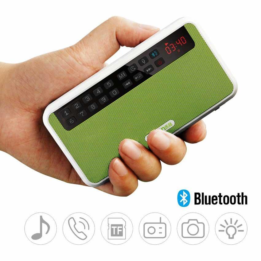 Rolton E500 Mini Bluetooth բարձրախոսի տուփի - Դյուրակիր աուդիո և վիդեո - Լուսանկար 5