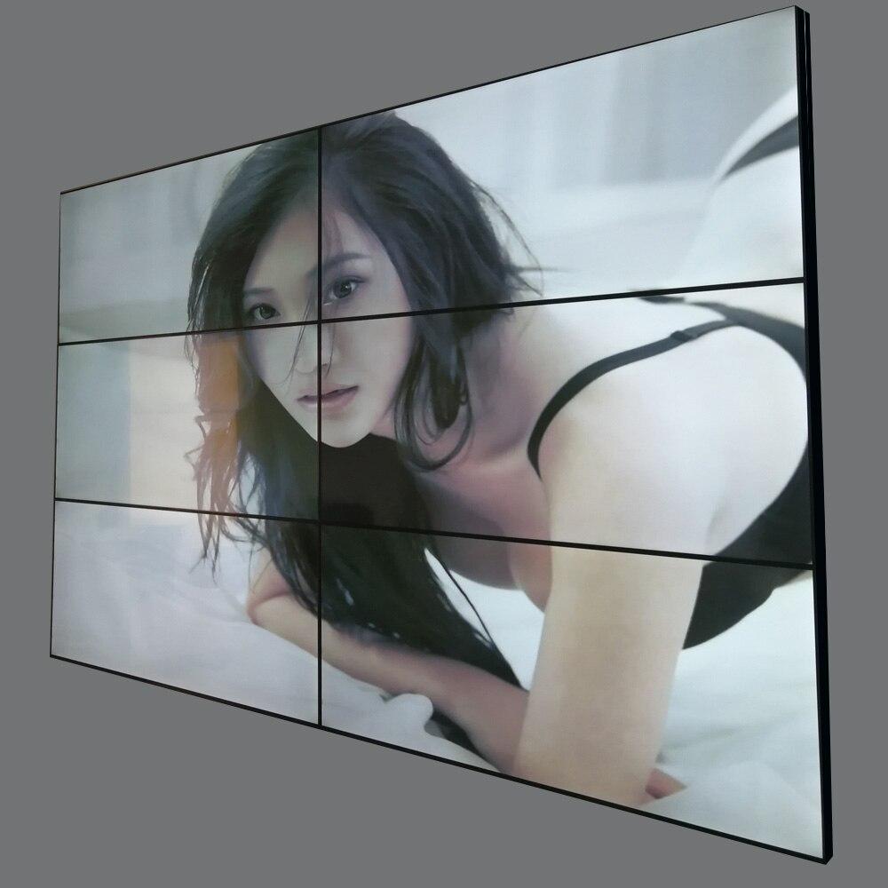 купить 3x2 hdmi video wall controller for 2x3 diy tv video wall hdmi output vga dvi hdmi usb input по цене 47598.25 рублей