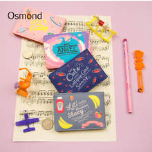 Buy korea business card and get free shipping on aliexpress osmond korea cartoon animals women leather wallet printing driving card cover cute female credit card business reheart Choice Image