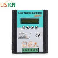 12/24v 20A MPPT solar charge controller with LCD display
