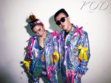 S-XXL ! Original nightclub GD Quan Zhilong with the mens singer DJ laser Sequin ribbon denim overalls Singer clothing