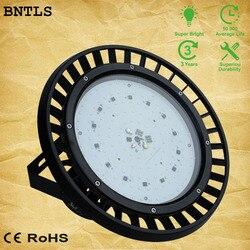 UFO led campana montaje alto 200 W/240 W luces IP65 ETL/TUV/SAA certificados de campana montaje alto iluminación