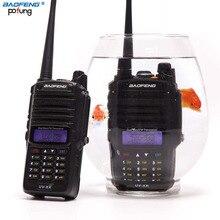 Baofeng 2019 UV-XR водостойкий 10 Вт Высокая мощность портативная рация CB Ham ручной радио портативный 10 км длинный диапазон двухстороннее радио