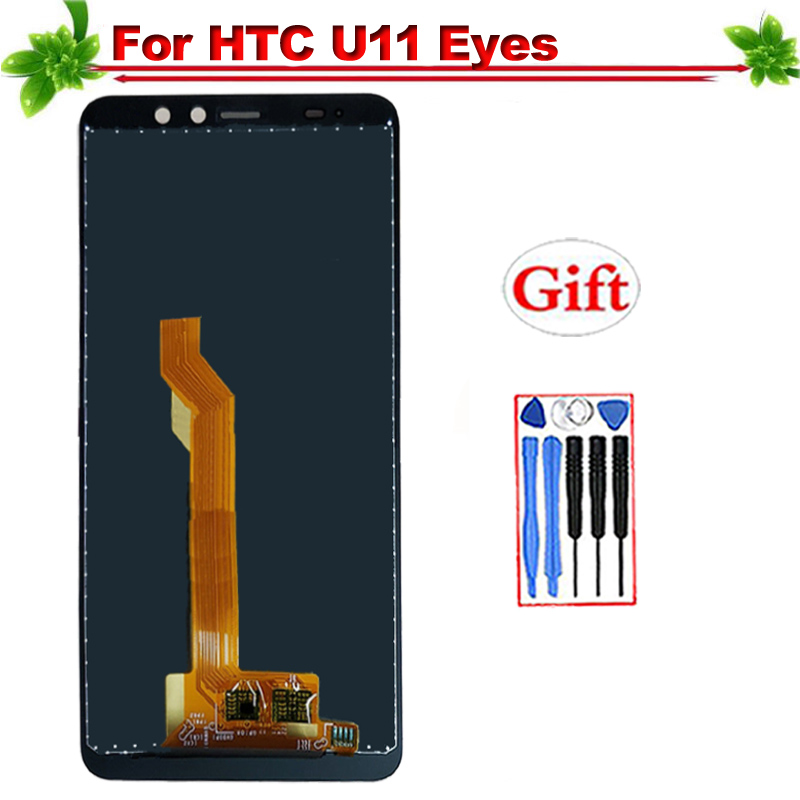 Tested for HTC U11 EYEs LCD Display Touch Screen Digitizer for HTC U11 EYEs LCD Display Assembly Replacement 6Tested for HTC U11 EYEs LCD Display Touch Screen Digitizer for HTC U11 EYEs LCD Display Assembly Replacement 6