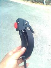 The new paramotor hand throttle