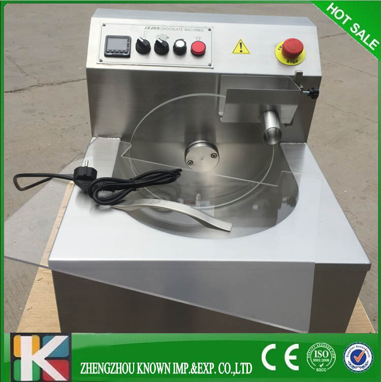 CE approved small chocolate tempering machine/chocolate tempering machine 220v