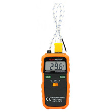 PM6501 high precision digital electronic thermometer, thermocouple industrial contact thermometer