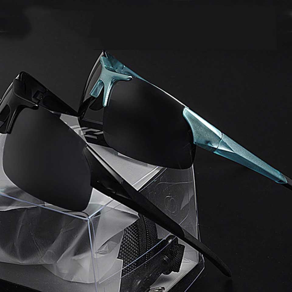 e46f6db5c في الهواء الطلق رياضة الصيد صالح أكثر من النظارات النظارات الشمسية الصيد  تسلق نظارات شمسية مع pescaResin العدسات المستقطبة