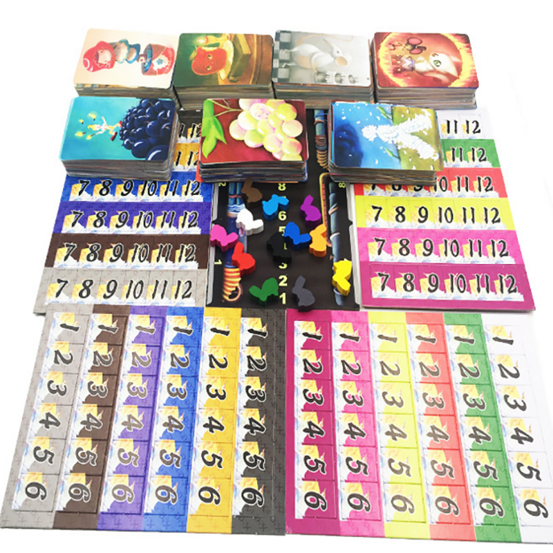 DXIT Words only Wonderful dixit collection Rabbit full version 2-10 people group language board games