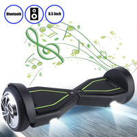 K8 6.5 Inch patinete electrico HoverBoard Smart Electric Scooter Balancing Skateboard Support Bluetooth NEW