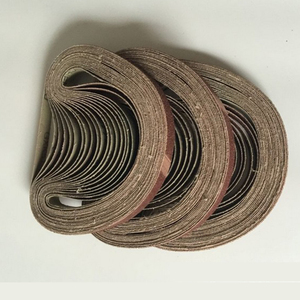 Image 3 - 96pcs Sanding Belts 40 240 Grits Sandpaper Abrasive Bands for Sander Power Rotary Tools Accessories 13 x 457 mm Abrasive Tool