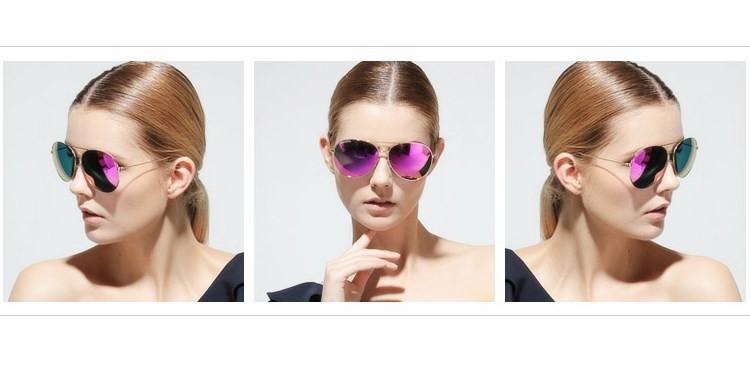 Luxury Aviator Sunglasses Women Men Brand Designer Reflective Mirror Sunglass Female Male Lady Sun Glasses Vintage Retro oculos (21)