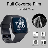 3pcs/LOTS Clear LCD Screen Protector Guard Cover Film Skin for FitBit Versa Sporting Watch Accessories