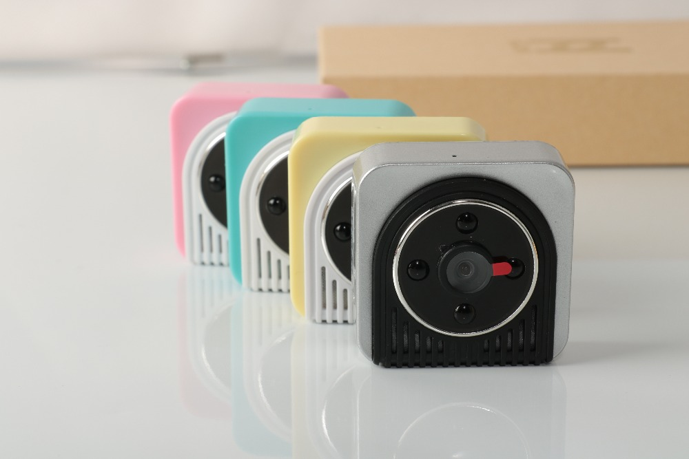 H5 HD 720P Mini Camera Wifi IP Body DV Camera Wireless Night Vision Micro Camera Digital Video Camcorder Motion Sensor Mini Cam