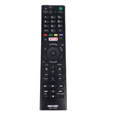 Universal Most Bravia TV RM L1275 Remote Control For Sony TV Netflix RMT TX100D RMT TX100E RMT TX102D KDL 43W808C KDL 50W755C