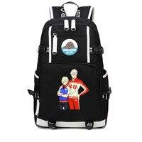 Top Quality Anime YURI on ICE Yuri Katsuki Victor Nikiforov Printing Backpack School Bags boys Girls men Women Shoulder Bags