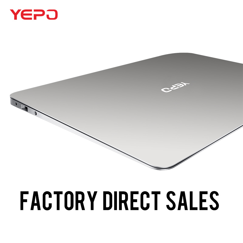 13.3 inch Windows 10 Laptop Ultraslim notebook 1920x1080 FHD Intel Cherry Trail Z8300 4GB 64GB ultrabook YEPO 3pro 737S laptops original jumper ezbook 2 laptop 14 1 inch windows 10 intel cherry trail z8300 quad core 2gb 4gb 64gb 10000mah 1920 x 1080