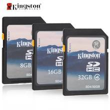 Кингстон Карт Памяти 32 ГБ класс 4 Карты SD 8 ГБ 16 ГБ Transflash SD Card Flash USB Карты Памяти SD c4 32 ГБ 16 ГБ 8 ГБ ES на складе