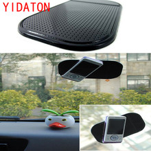 YIDATON Durabel Anti-Slip Mobile Phone Holder Car Dash Non Dashboard For Phone Sticky Mat Pad Hot Sale