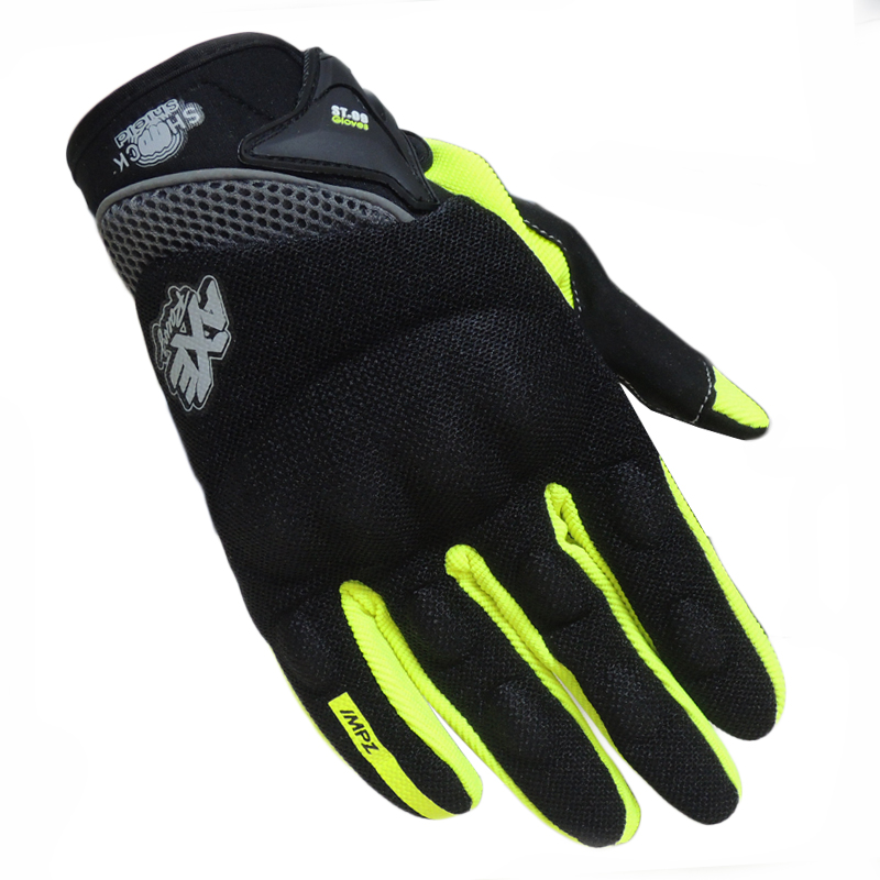 Motorcycle-Gloves Guantes Touch-Screen Moto-Excellent Full-Finger Breathable Workmanship