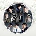 KPOP Super junior KiBum KyuHyun Kim HeeChul Jae Hyuk Choi Siwon Dong Hae Ryeo Wook álbum de estilo harajuku broche fácil de transportar 7 cm