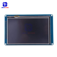 5.0 5.0 inch TFT LCD Display Module SSD1963 with Touch Panel SD Card 800*480 Resolution for Arduino AVR STM32 ARM
