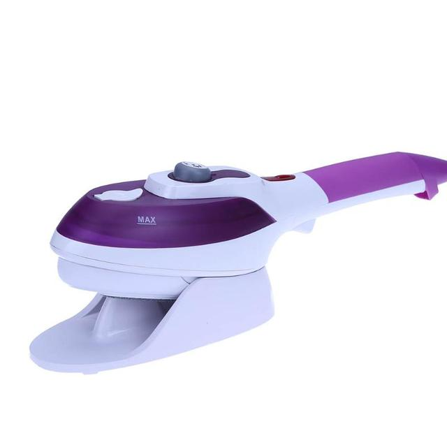 800W Electric Steamer Handheld Fabric Laundry Clothes Portable Garment Steamer Brush Clothing Iron Kit for Home Travel 1