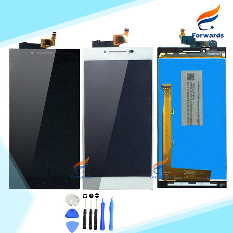 Подробнее о 100% New Tested for Lenovo P70 P70-T P70T LCD Display Screen with Touch Screen Digitizer Tools Assembly one piece free shipping 1 pcs 100% tested new lcd for lenovo s580 lcd display screen touch digitizer screen assembly tools free shipping