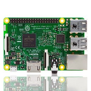 Image 3 - Raspberry Pi 3 Model B Board + 3.5 TFT Raspberry Pi3 LCD Touch Screen Display + Acrylic Case + Heat sinks For Raspbery Pi 3 Kit