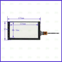 ZhiYuSun New 7inch 174*97 Capacitive esolution Glass Sensor Free Shipping GT911 compatible LXH TPC0013